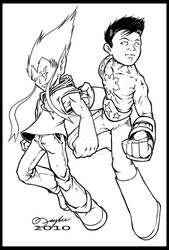 Kiddo and Kalayaan 2