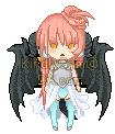 Black dragon Adopt Pixel by KindlyGrim
