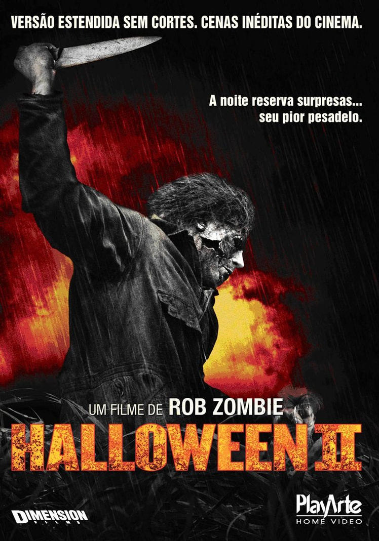 Hated Horror Films: Rob Zombie's Halloween II by generaljustus on ...
