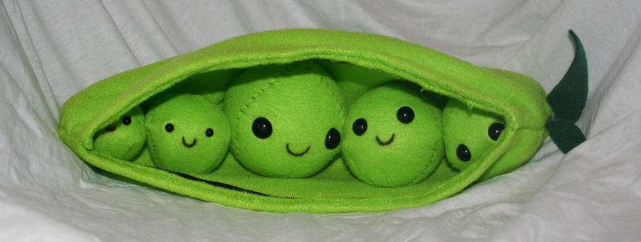 Pea pod stage 2 by plush nerd on deviantart for Peas in a pod craft
