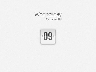 Flip Calendar by lysy1993lbn