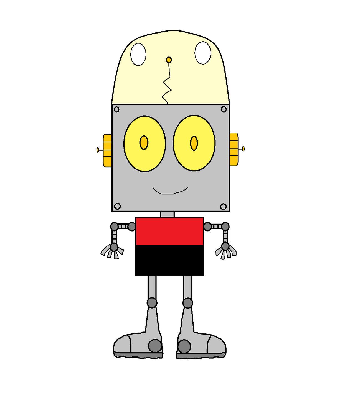 Robot jones deviantart