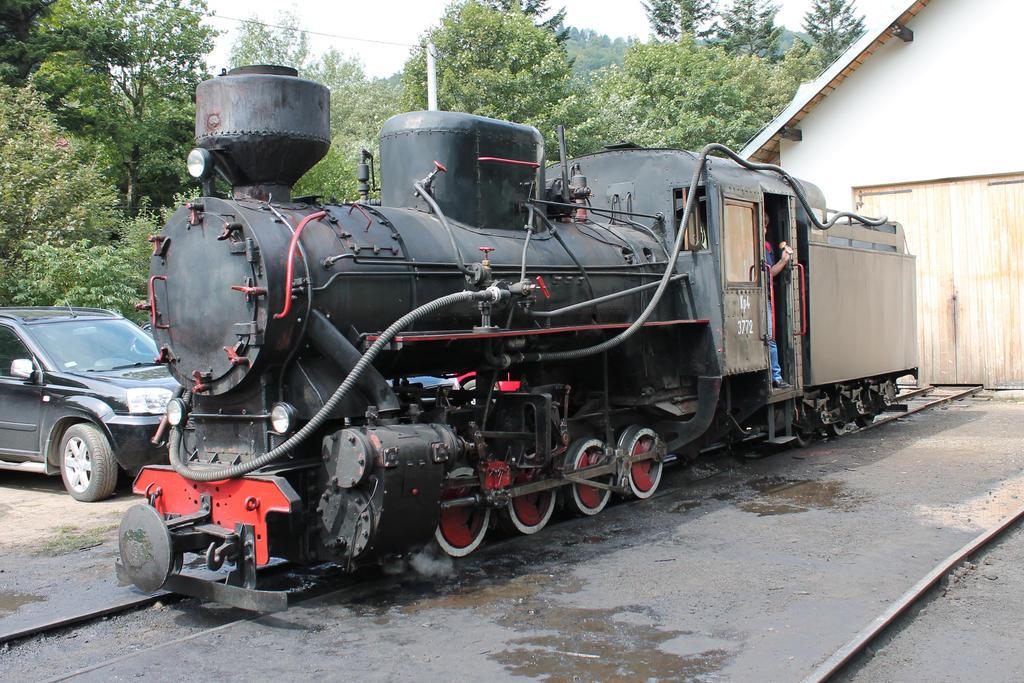 Train 05 by Caltha-stock