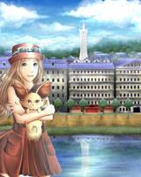 Pokemon XY by youchubes