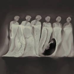 Muses by littlebruke