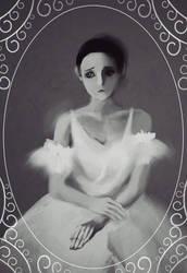 Ballerina by littlebruke