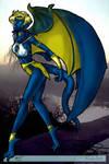 Gargoyle Sailor Uranus