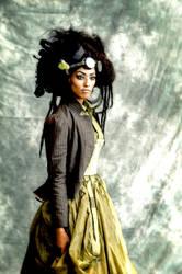 Steampunk Fashion Model 2