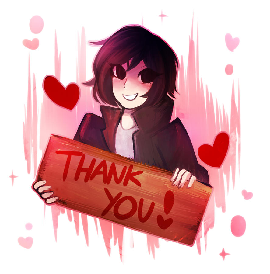 Dom Thank You By I Am Just A Human-d98egfi by Dominique-Lefalle