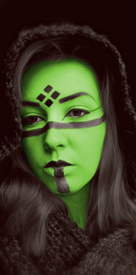 Mirialan Makeup