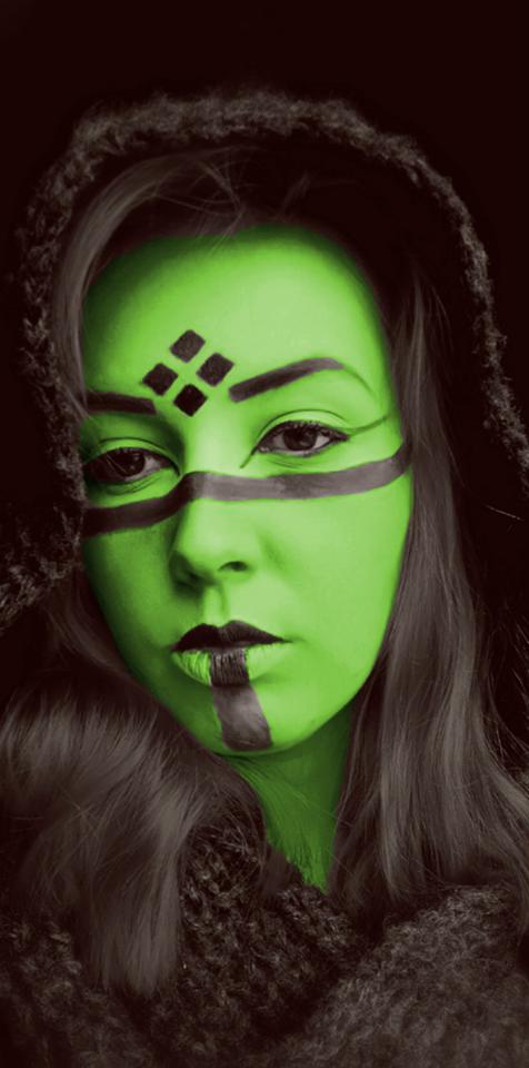 Mirialan Makeup by AlikaiWonderland