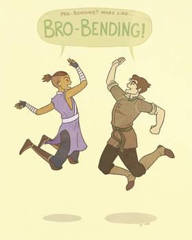 Pro-bending? More like...