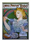 Alphonse Mucha postcard prints 6