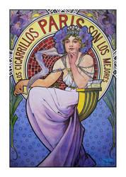 Alphonse Mucha postcard prints 7