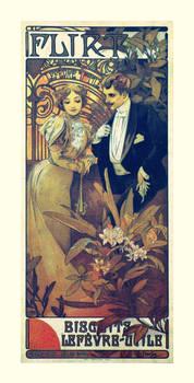 Alphonse Mucha postcard prints 15
