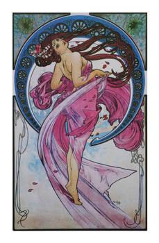 Alphonse Mucha postcard prints 20