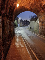Radlett road bridge Watford.