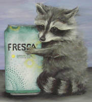 Soda Coon by FreeMeadows