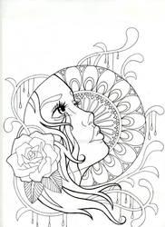 Lady Nouveau