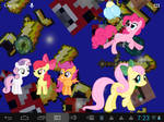 Minecraft And Ponies