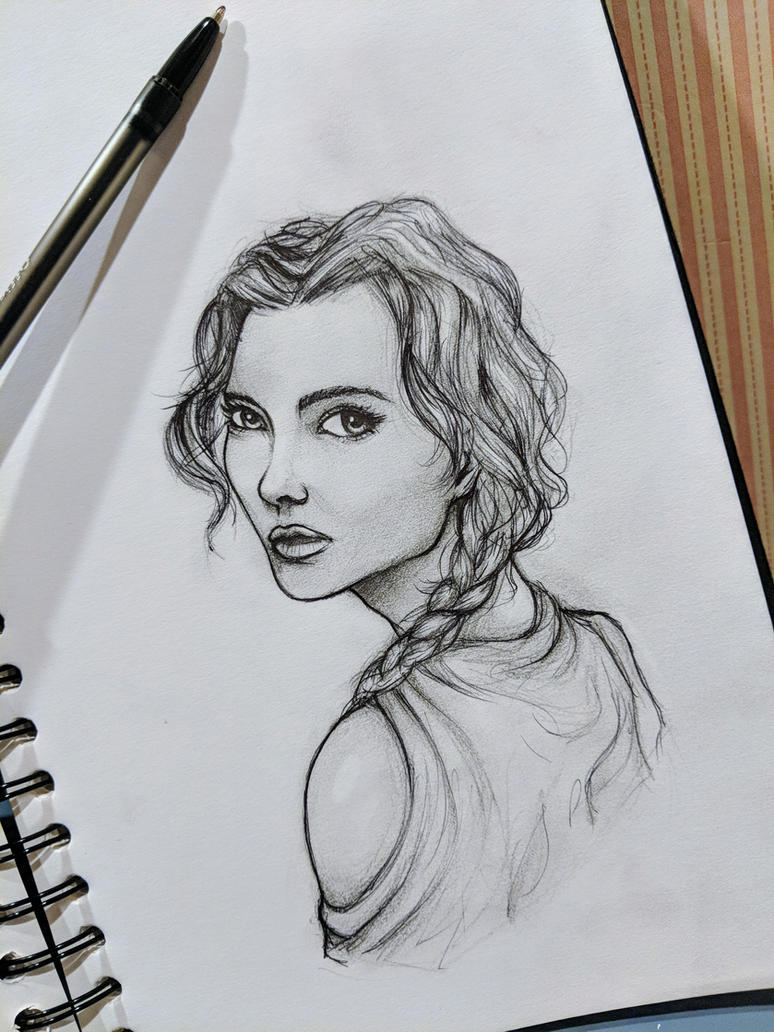 Amy by PaulBarrueto
