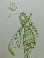Warrior Maiden