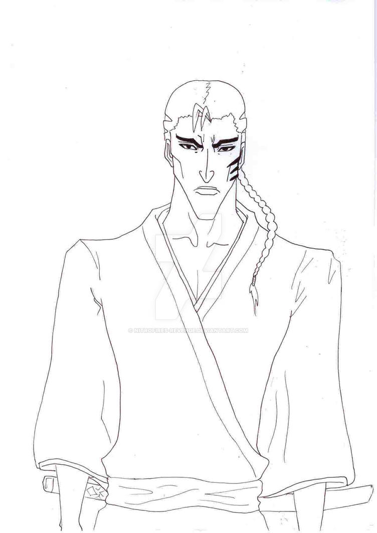 Assistant Substitute Shinigami Shawlong Koufang by Nitrofires-Revenge