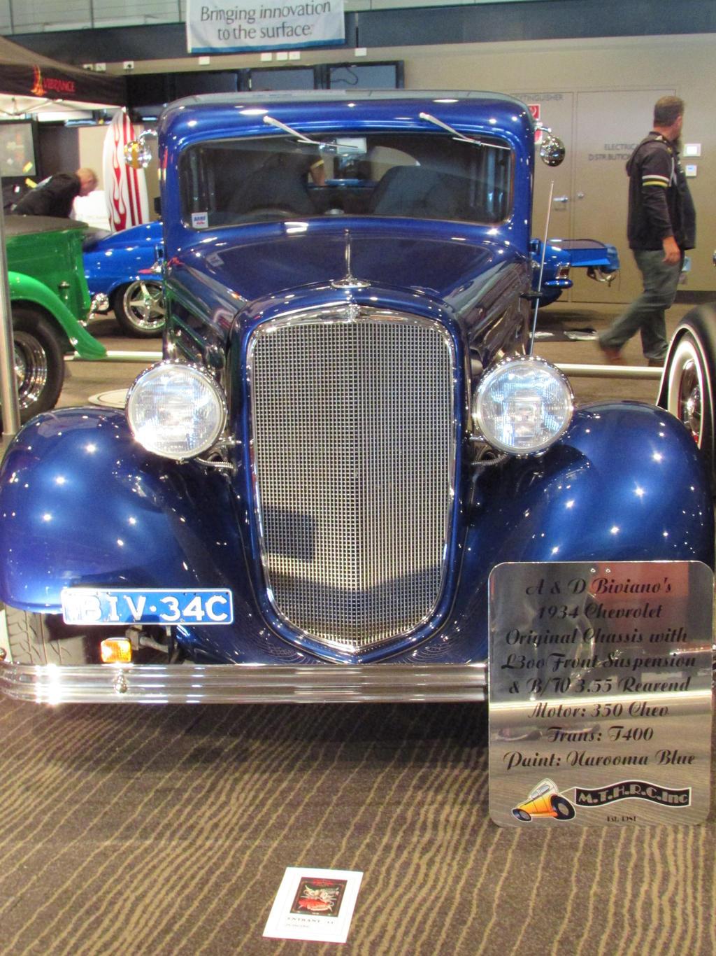 Sydney Hot Rod and Custom Car Show 8 by Nitrofires-Revenge