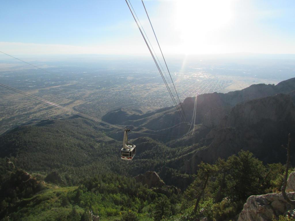 Sandia Peak Tram by Nitrofires-Revenge