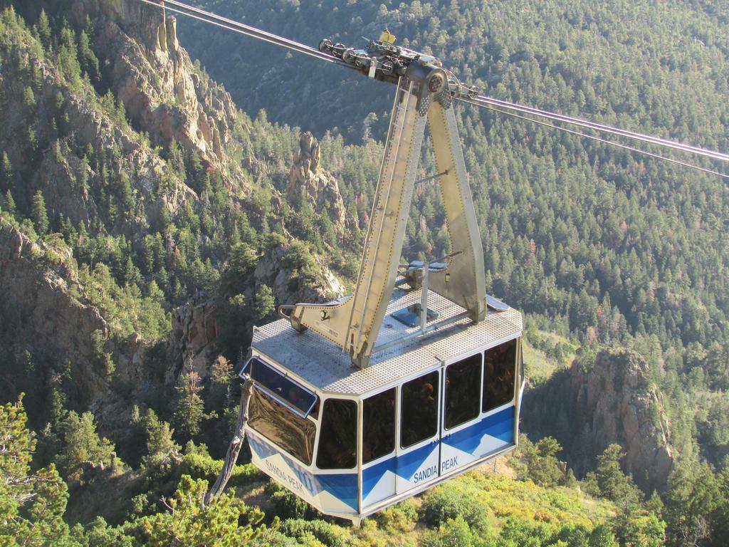Sandia Peak Tram 2 by Nitrofires-Revenge