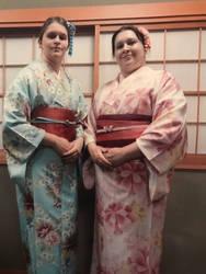 Kimono Photoshoot 3 Asakusa