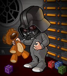 BABY VADER by KER1