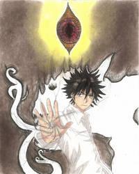 To aru majutsu no Index - Kamijou Touma by screwston12