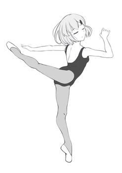 Ballerina charlotte.