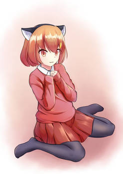 Cat ear Charlotte