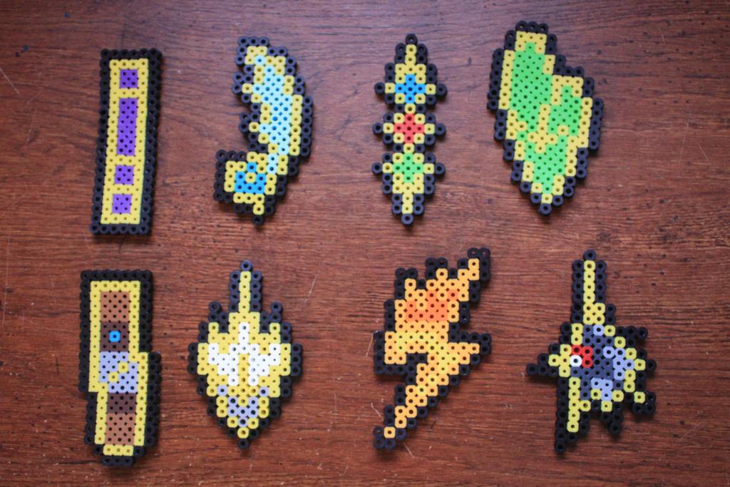 unova pokemon pixel art - photo #10