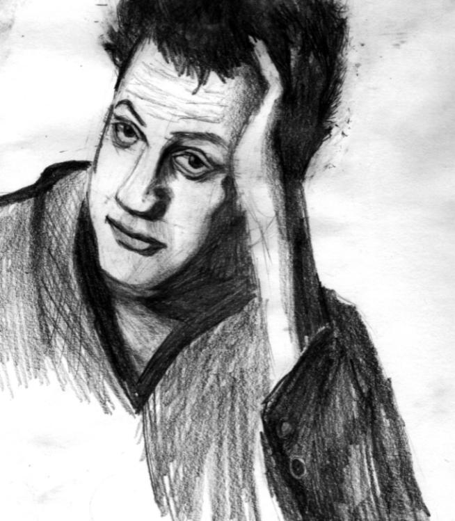 Billy Joel by deepdownartist