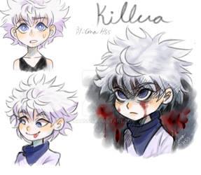 Killua Sketches