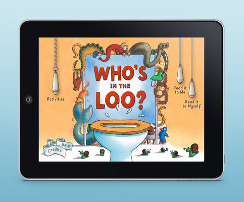 Who's in the Loo? for iPad (homepage)