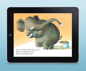 Who's in the Loo? for iPad (book)