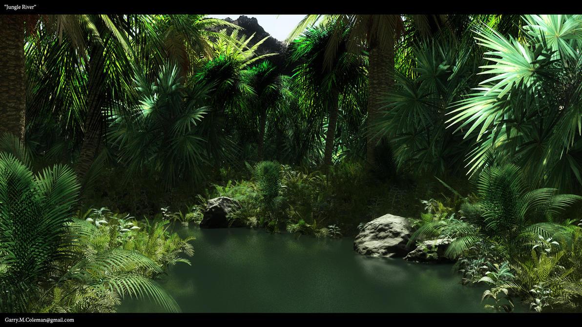 Jungle River 389297214