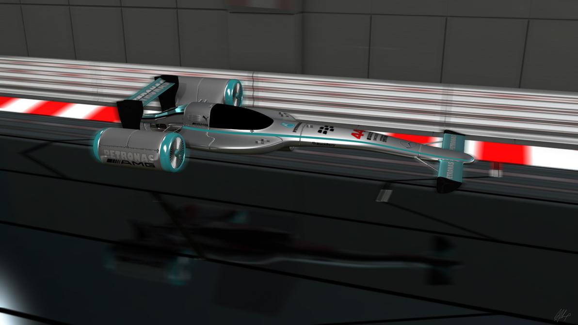 Future F1 by GarryColeman
