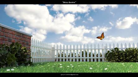 Daisy Garden by GarryColeman