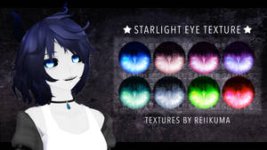 [reiikuma] starlight eye textures [130 points] by reiikuma
