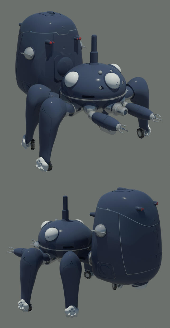Tachikoma - Perfection by Mk-8