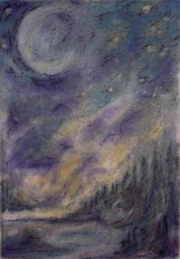 December night by AlixMaria