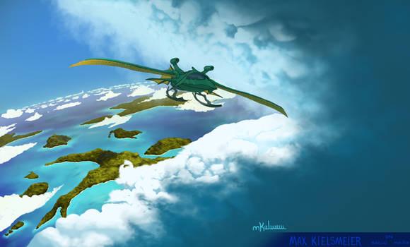 Tropics airship