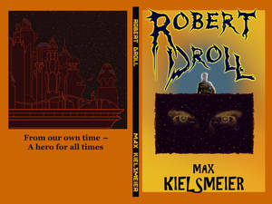 Robert Droll  Book Cover Full Jacket