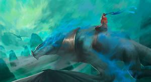 Dragon by KuteynikovRoman