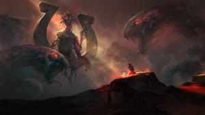 Quetzalcoatl by KuteynikovRoman